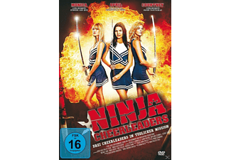 Ninja Cheerleaders - (DVD)