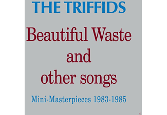 The Triffids - Beautiful Waste And Other Songs-Mini Masterpiece - (CD)