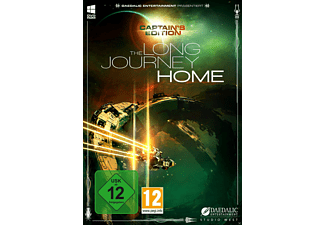The Long Journey Home Captain´s Edition - PC