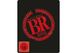 Battle Royale (Uncut) - Limited Steelbook - (Blu-ray)