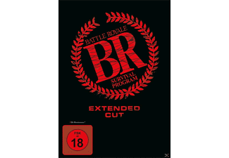 Battle Royale (Uncut) - (DVD)