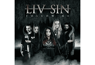 Liv Sin - Follow Me - (CD)
