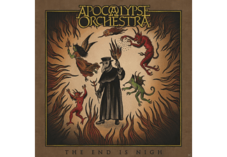 Apocalypse Orchestra - The End Is Nigh - (CD)