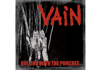 Vain - Rolling With The Punches - (CD)