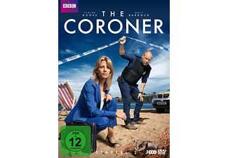 The Coroner - Staffel 2 - (DVD)