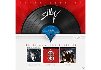 Silly - Silly Vinyl Edition (AMIGA LP Box) - (Vinyl)