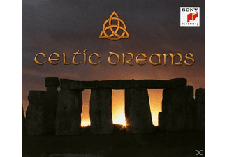 VARIOUS - Celtic Dreams - (CD)