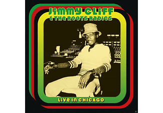 Jimmy Cliff, Roots Radics - Live In Chicago - (CD)