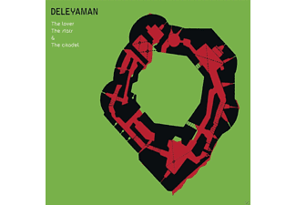 Deleyaman - The Lover,The Stars & The Cit - (Vinyl)