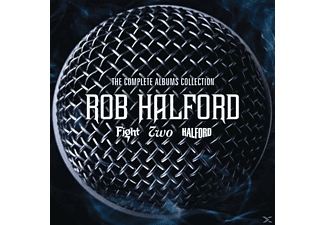 Rob Halford - Complete Albums Collection - (CD)
