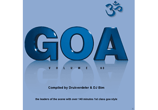 VARIOUS - Goa Vol.63 - (CD)