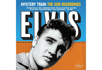 Elvis Presley - Mystery Train-The Sun Recordings+4 Bonus - (CD)