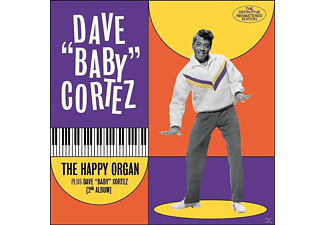 "Dave ""baby"" Cortez - The Happy Organ+Dave Baby Cortez+9 Bonus - (CD)"
