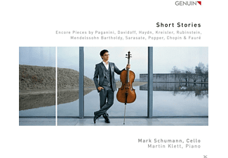 Mark Schumann, Martin Klett - Short Stories-Stücke für Cello & Klavier - (CD)