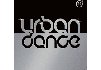 VARIOUS - Urban Dance Vol.20 - (CD)