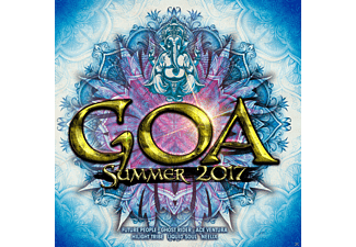VARIOUS - Goa Summer 2017 - (CD)