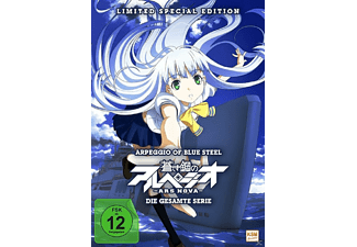 Arpeggio of Blue Steel Ars Nova - Limited Complete Edition - (DVD)
