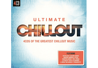 VARIOUS - Ultimate...Chillout - (CD)