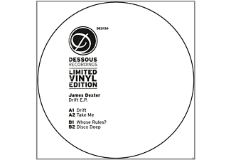 James Dexter - Drift EP (Ltd.Ed.) - (Vinyl)