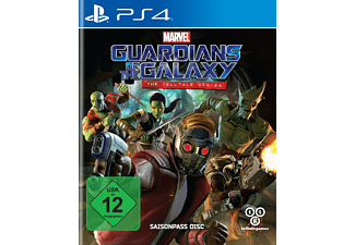 PS4 MARVELS GUARDIANS OF THE GALAXY - PlayStation 4