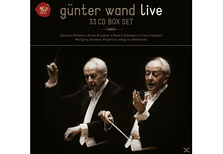 Günter Wand, Berliner Philharmoniker, NDR Sinfonieorchester, Chicago Symphony Orchestra - Live Recordings - (CD)