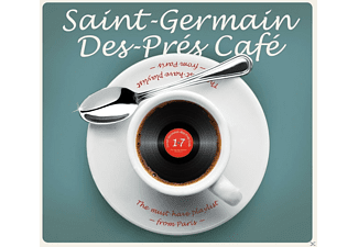 VARIOUS - Saint-Germain-des-Pres Cafe 17 - (CD)