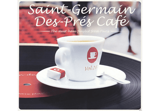 VARIOUS - Saint-Germain-des-Pres Cafe 16 - (CD)