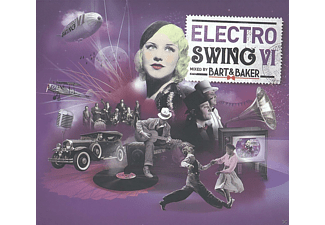 VARIOUS - Electro Swing 06 - (CD)