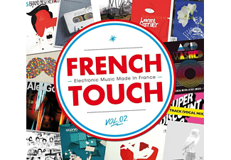 VARIOUS - French Touch 02 - (CD)