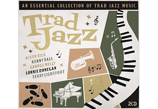 VARIOUS - Trad Jazz - (CD)