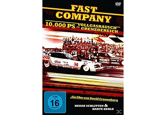 Fast Company - 10.000 PS - Vollgasrausch im Grenzbereich (Endless Classics) - (DVD)