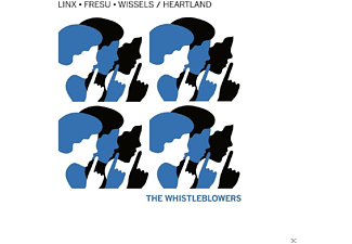 Heartland, David Linx, Paolo Fresu, Diederik Wissels - The Whistleblowers - (CD)
