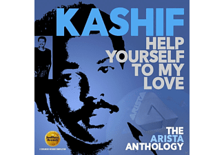 Kashif, VARIOUS - Help Yourself To My Love-The Arista Anthology - (CD)