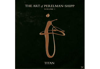 The Art Of Perelman-Shipp - The Art of Perelman-Shipp - (CD)