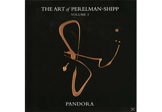 The Art Of Perelman Shipp - Vol. 3 Pandora - (CD)