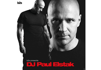 Dj Paul Elstak, VARIOUS - b2s Presents Paul Elstak - (CD)