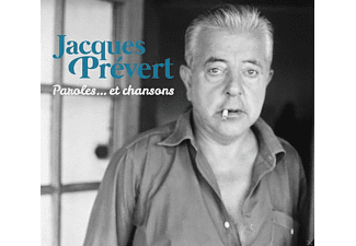 Jacques Prevert, VARIOUS - Paroles...Et Chansons - (CD)