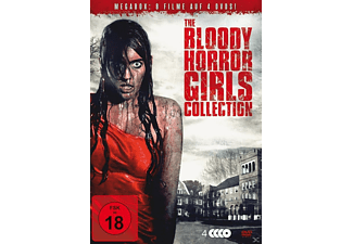 Bloody Horror Girls Collection - (DVD)