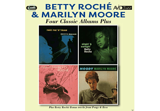 Betty Roché, Marilyn Moore - Four Classic Albums - (CD)