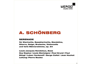 VARIOUS - Serenade op.24 - (CD)