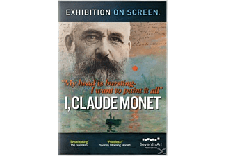 I, Claude Monet - (DVD)