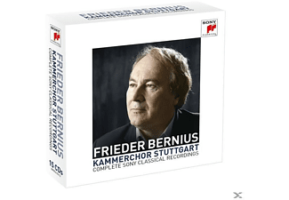 Frieder Bernius - Masterworks - (CD)