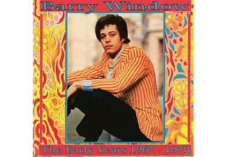 Barry Window - The Early Years 1967-1970 - (CD)