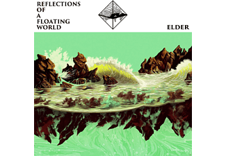Elder - Reflections Of A Floating World (Double-Vinyl+MP3) - (LP + Download)