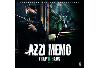 Azzi Memo - Trap 'n' Haus - (CD)