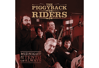 The Piggyback Riders - Midnight At The Tenth Of Always - (CD)