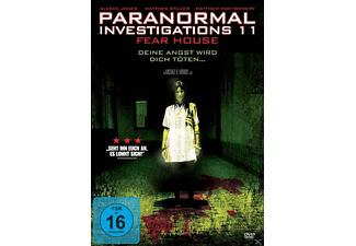 Paranormal Investigations 11 - (DVD)