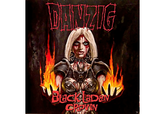 Danzig - Black Laden Crown (Lim.Gtf.Black Vinyl) - (Vinyl)