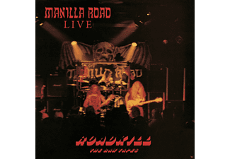 Manilla Road - Roadkill-The Raw Tapes (Oxblood Red Vinyl) - (Vinyl)