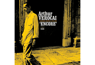 Arthur Verocai - Encore (Remastered CD) - (CD)